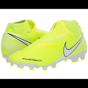Nike Phantom Vision FG Soccer Cleats Men's Sz 9.5